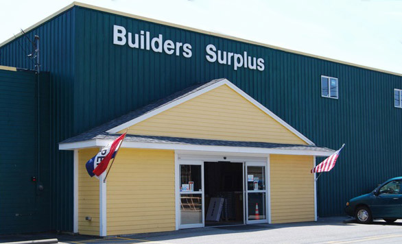 central falls ri builders surplus