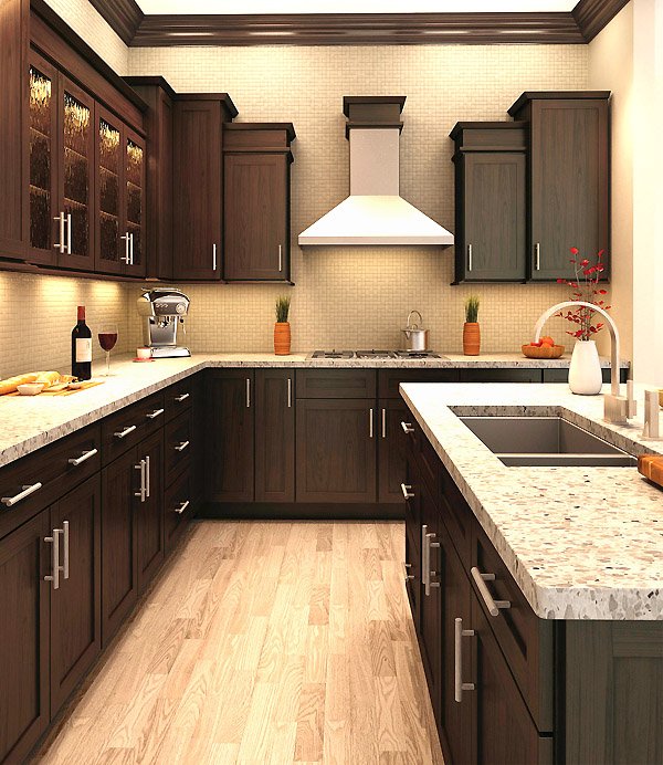 Tahoe Kitchen Cabinets