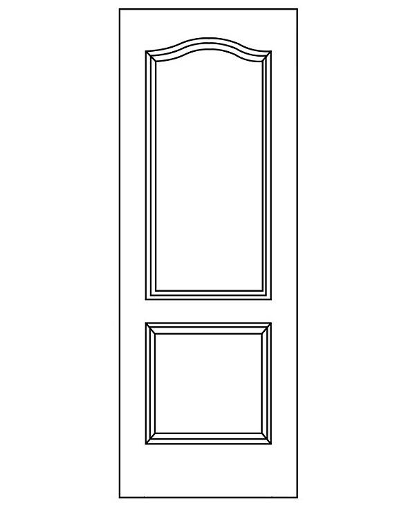 2 panel interior door styles. Brilliant Panel Princeton For 2 Panel Interior Door Styles