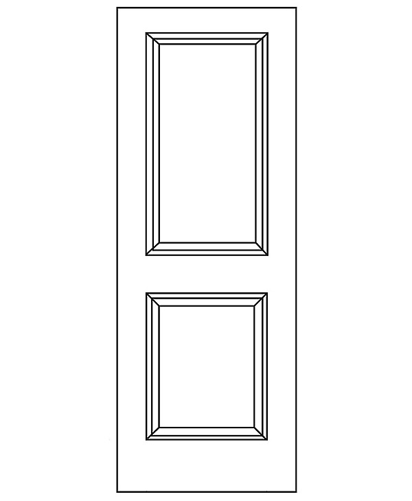 Cambridge  sc 1 st  Builders Surplus & Cambridge Interior Door - Builders Surplus