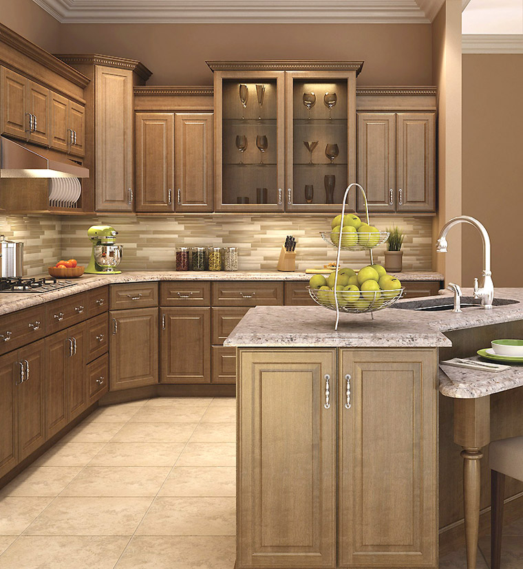 Solid Wood Kitchen Cabinets Made In Usa: Concord Kitchen Cabinets