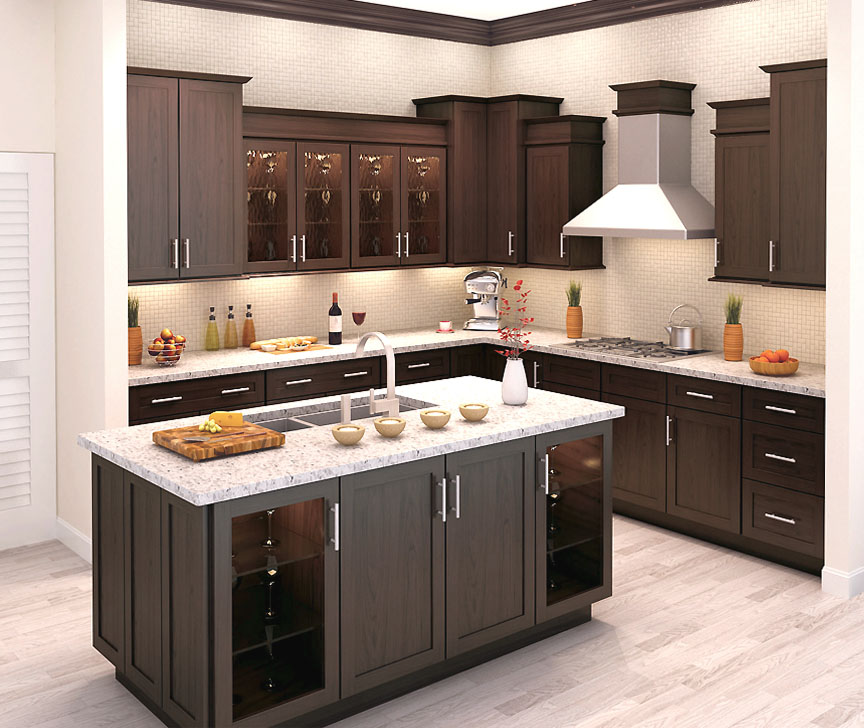 4 Ways To Personalize Your Kitchen Cabinets: Tahoe Kitchen Cabinets