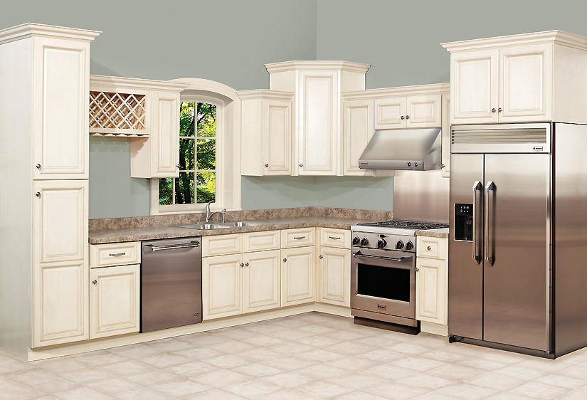 Kitchen cabinets builder warehouse house kitchen for Kitchen cabinets warehouse