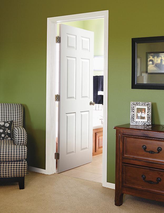 6 Panel Molded Interior Door Builders Surplus