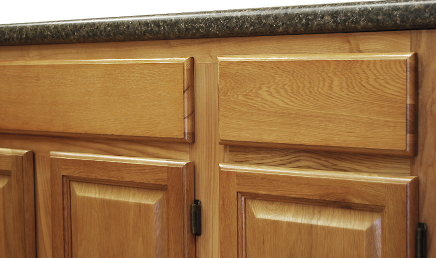 Oak Kitchen Cabinets Builders Surplus