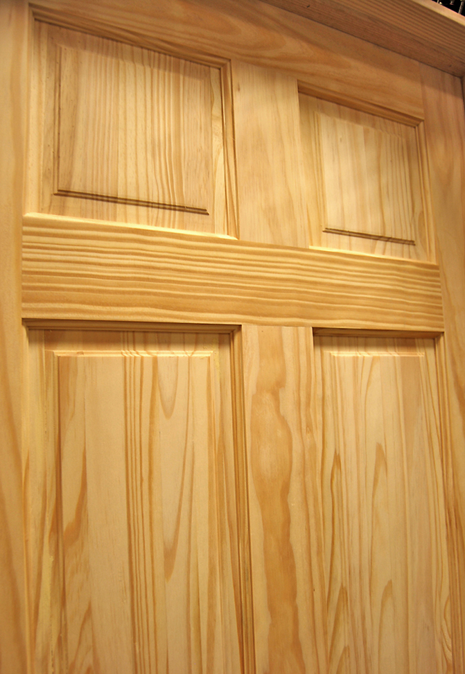 6 panel interior door builders surplus - 6 panel pine interior prehung doors ...