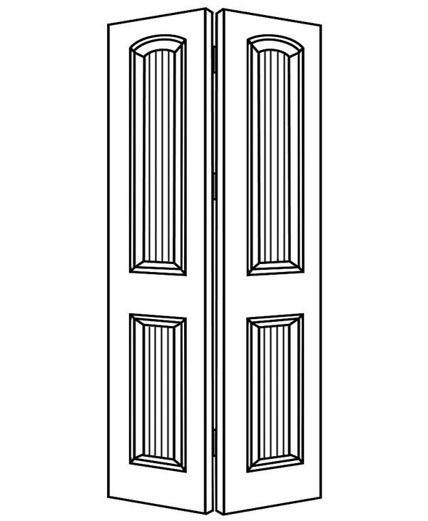 Interior Bi-fold Doors - Builders Surplus