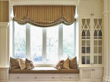 Decorative Window Seat