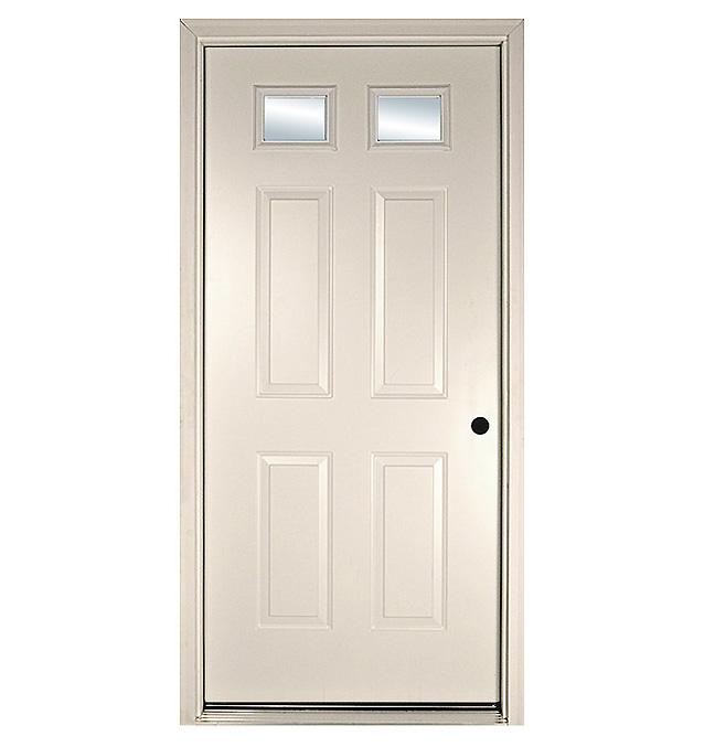 2 lite exterior door builders surplus