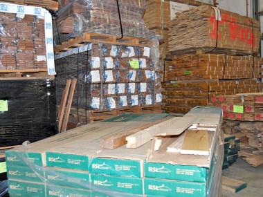 Truckload Flooring