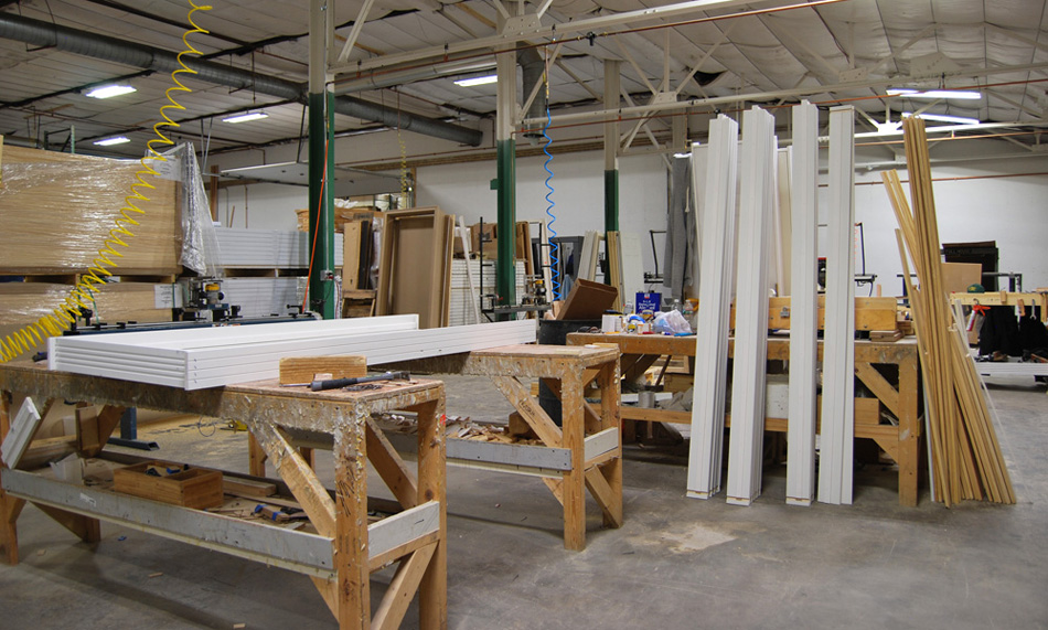 custom door shop builders surplus