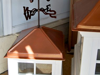 Weathervane Cupola