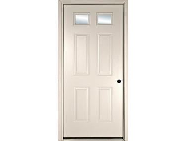 Fiberglass Or Steel Exterior Doors