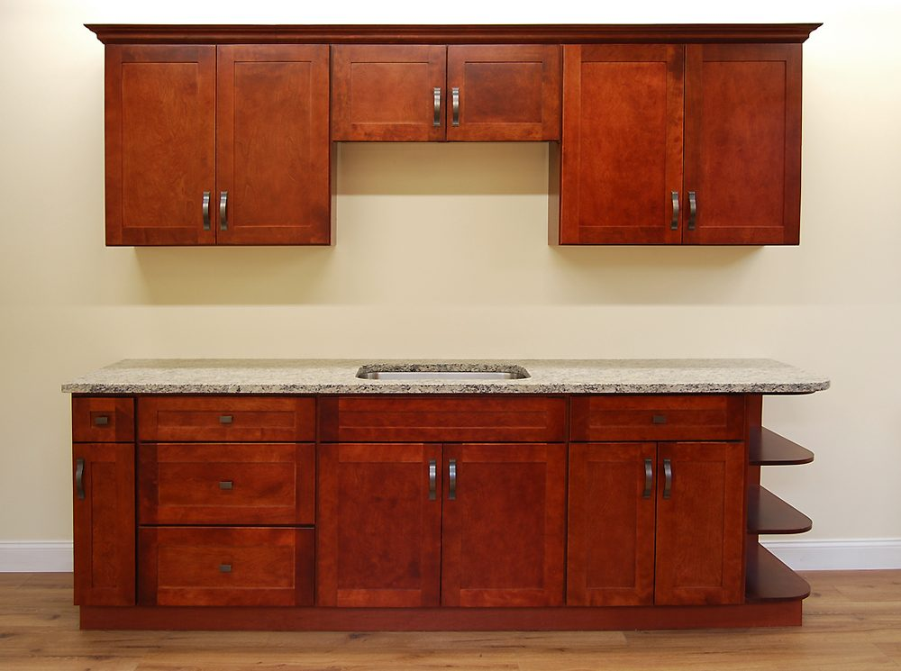 Sunco Tuscany Toffee Kitchen Cabinets