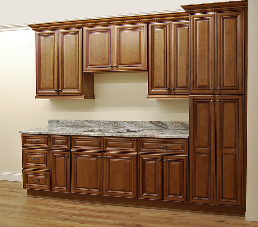Kitchen Cupboards Builders Warehouse: Sedona Chestnut Kitchen Cabinets
