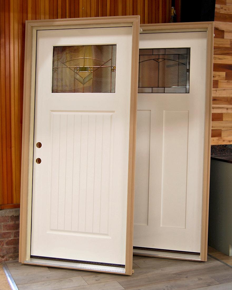 Fiberglass Specialty Doors - Builders Surplus