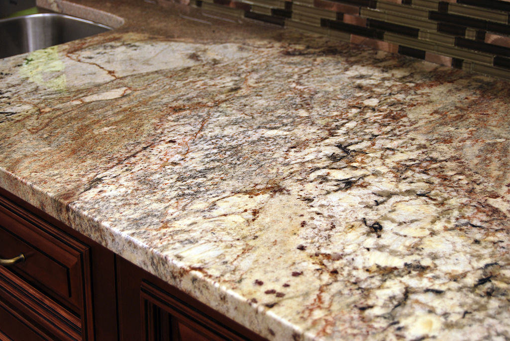 Typhoon Bordeaux Granite : Granite countertops builders surplus