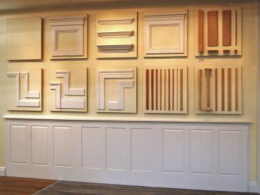 Decorative Moulding Displays
