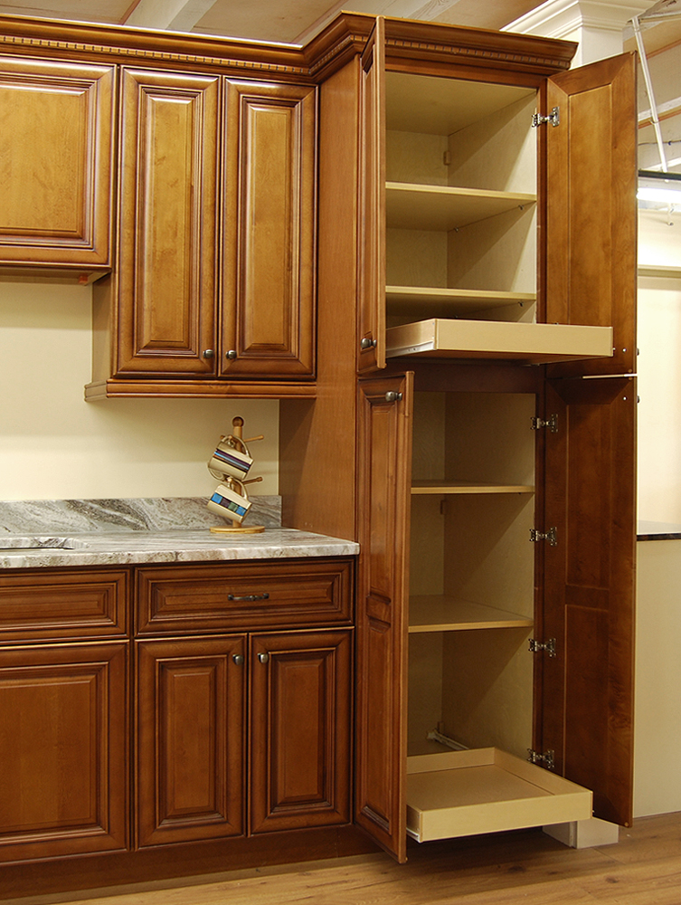 Kitchen cabinet options builders surplus for Kitchen cabinet options design