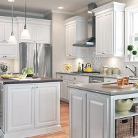 Newport White Kitchen