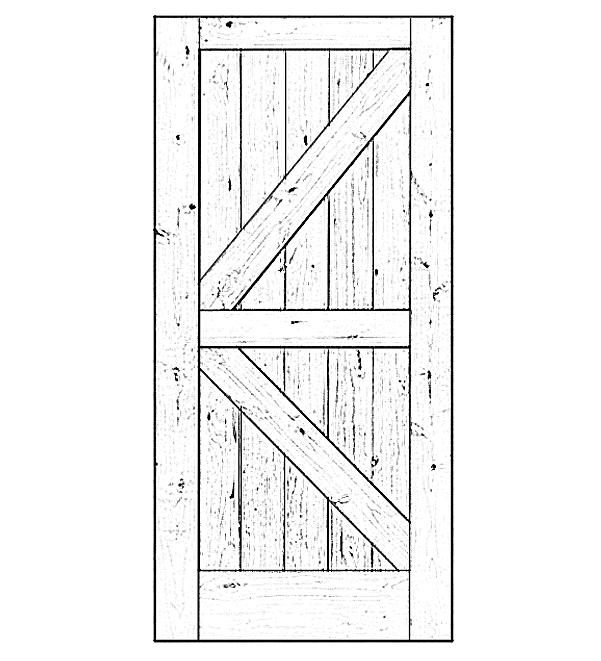 Interior Barn Doors Builders Surplus