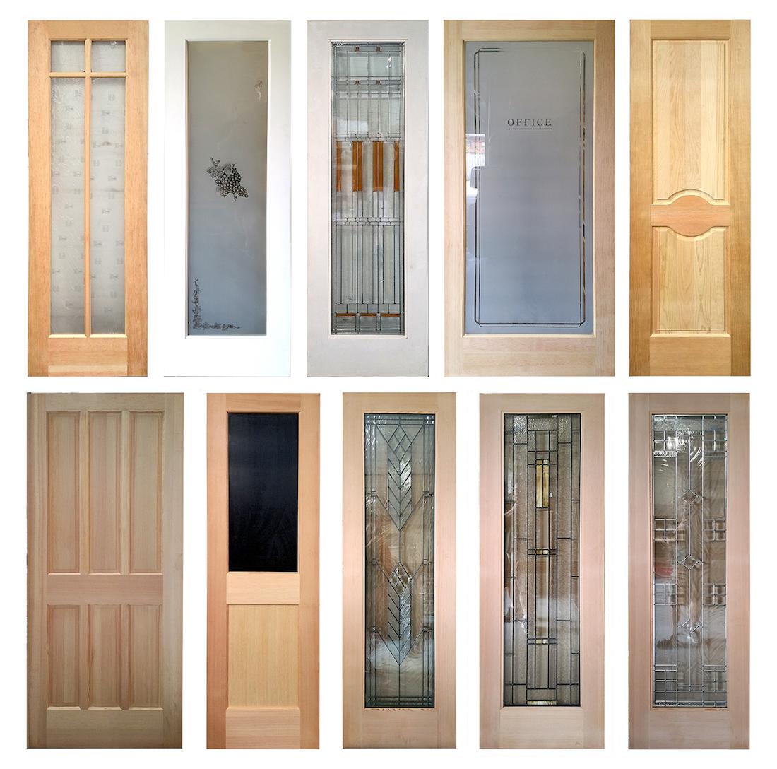 Decorative Interior Door Slabs