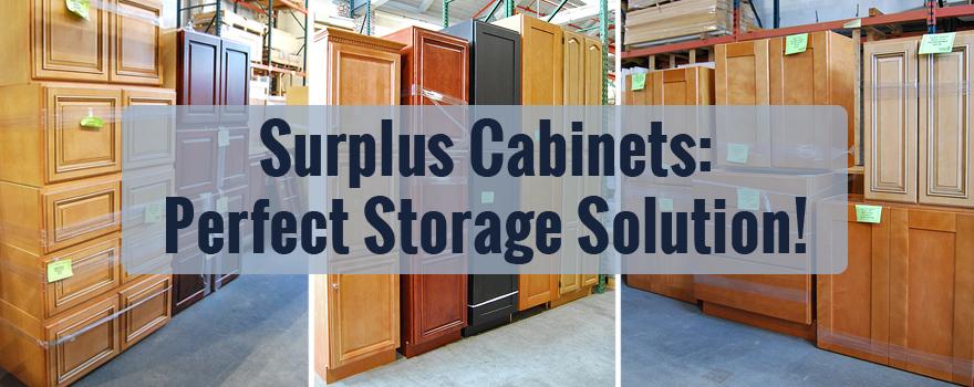 Surplus Cabinets