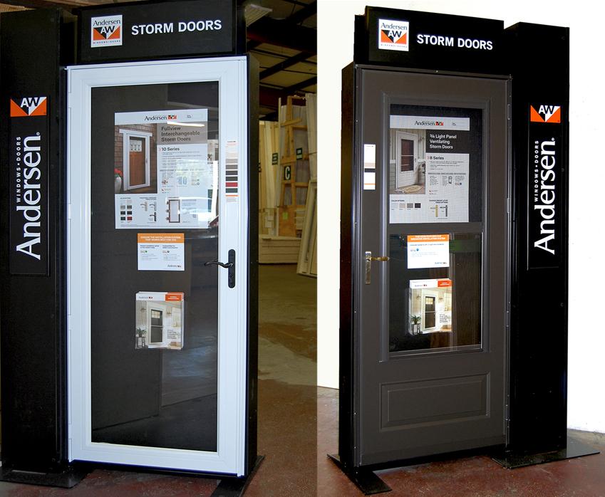 Storm Doors Builders Surplus