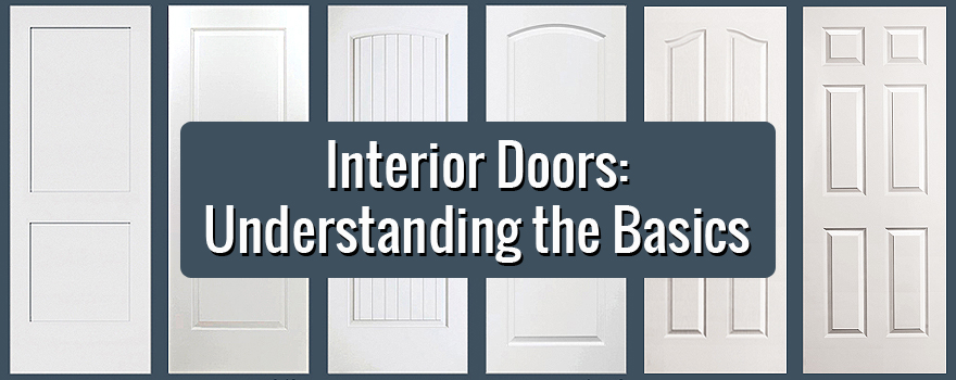 Basics Of Interior Doors