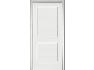 Monroe 2 Panel Interior Door