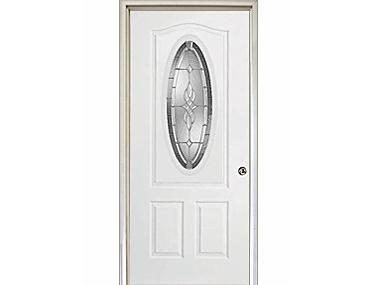 Fontana Oval Glass Door