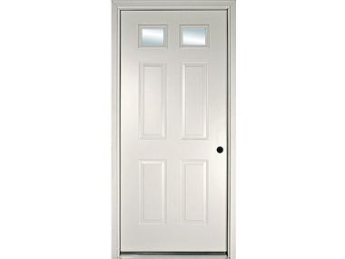 2 Lite Exterior Door