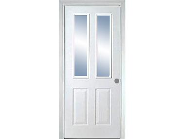 Twin Lite Exterior Door