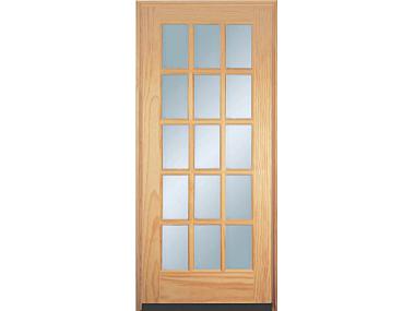 15 Lite Interior Door
