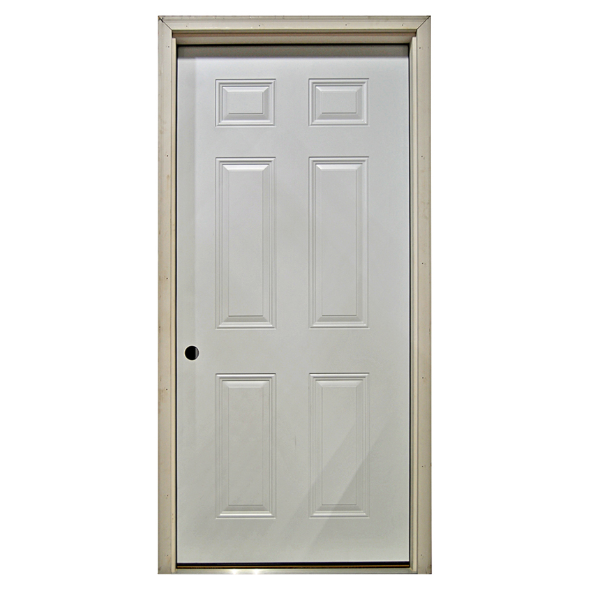 6 Panel Door Exterior Builders Surplus