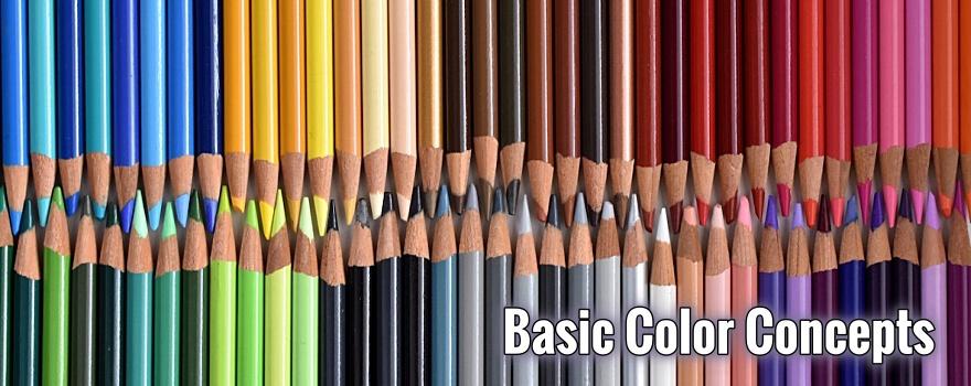 Basic Color Concepts