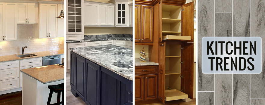 trends in kitchen home improvements