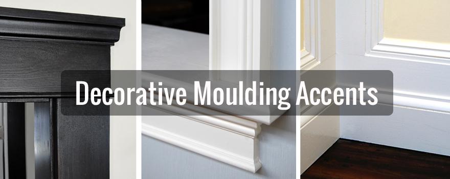 Decorative Moulding Accents Builders