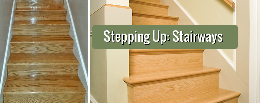 Are You Building A New Staircase Or Is The One Currently In Your Home In  Need Of Repair? Step Up! Solid Wood Oak Stair Treads Are Just One Part Of  ...