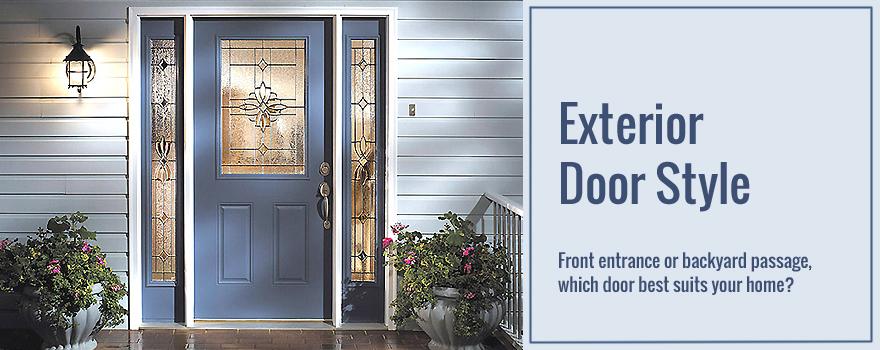 Exterior Door Style Builders Surplus