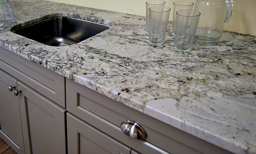 Gray Kitchen Cabinets With Granite Countertops stone harbor gray kitchen cabinets - builders surplus