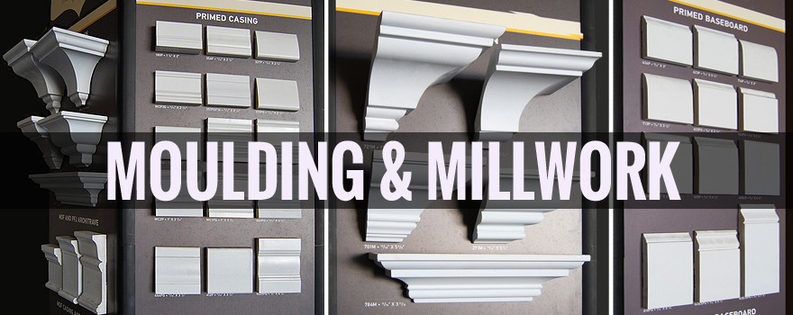 Home Remodeling with Millwork