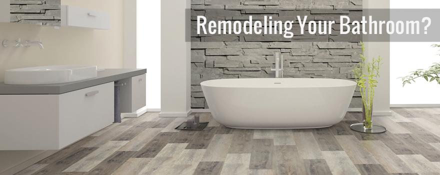 Bathroom remodeling terms