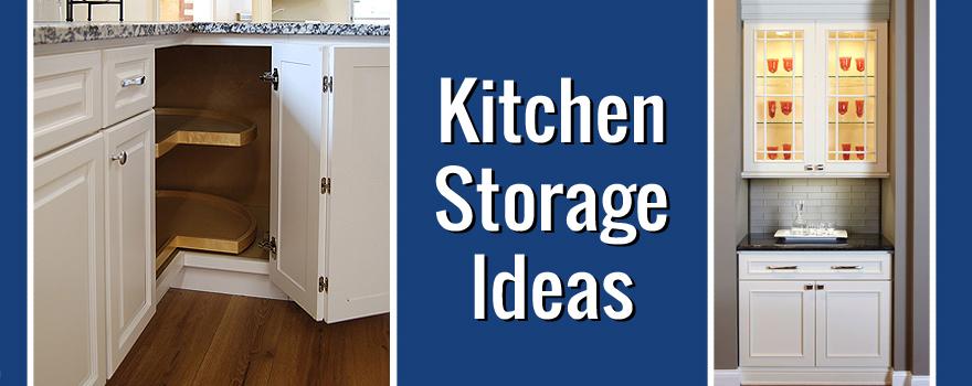 Kitchen Storage Ideas Builders Surplus