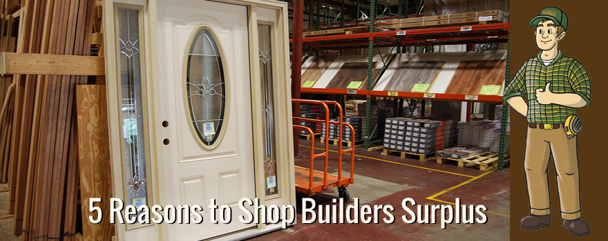 Shop Builders Surplus