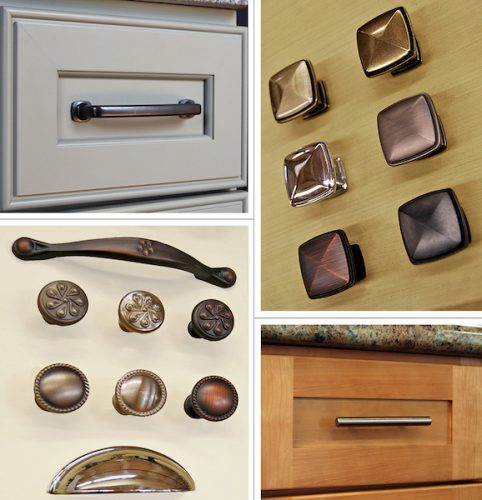 Cabinet knobs & pulls