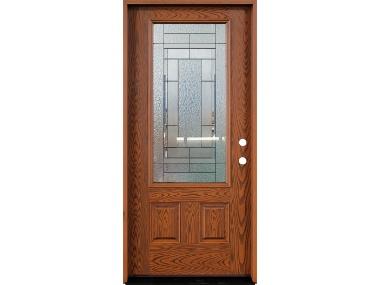 Chatham Oak Decorative Door $529
