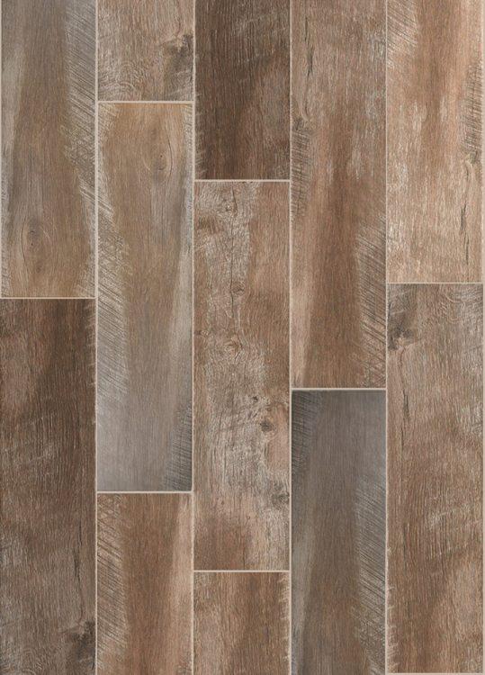 Cross Sawn Mona Porcelain Plank Tile