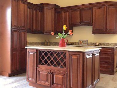 Grand Reserve Cherry Kitchen Cabinets