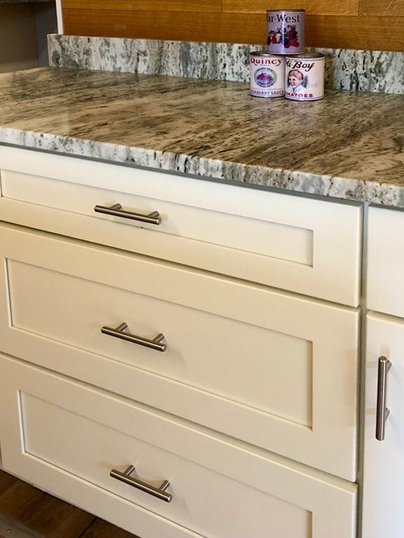 Arcadia Linen Kitchen Cabinets Builders Surplus